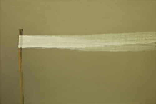 3brushstrokes,2013,Tempera on canvas,160x240cm